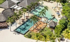 Скидка 40% от FOUR SEASONS RESORT MAURITIUS AT ANAHITA 5*