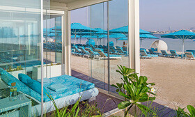 Ультра Все Включено в wellness курорте THE RETREAT PALM DUBAI 4*
