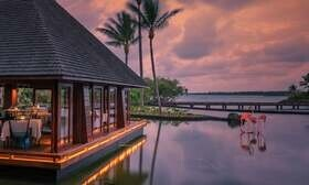 Скидка 20% в FOUR SEASONS RESORT MAURITIUS 5*